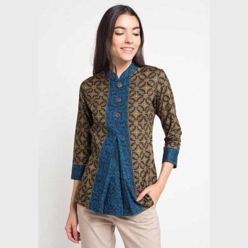 Baju Batik Kawung