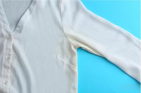Cara menghilangkan noda kuning di baju