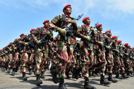 Warna Dan Model Seragam TNI-min