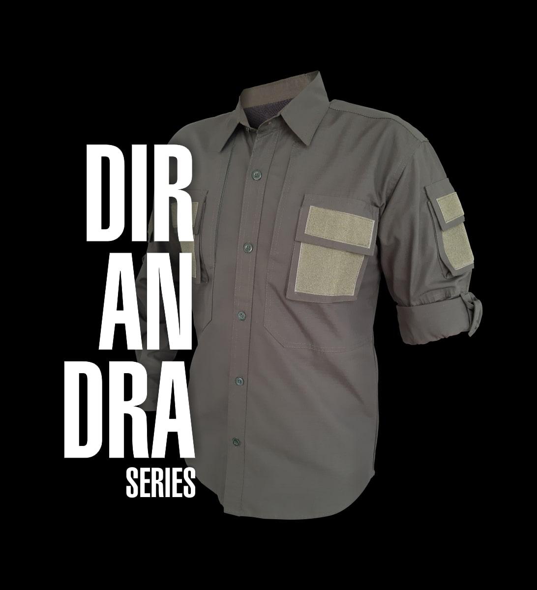 Baju Tactical Dirandra Series