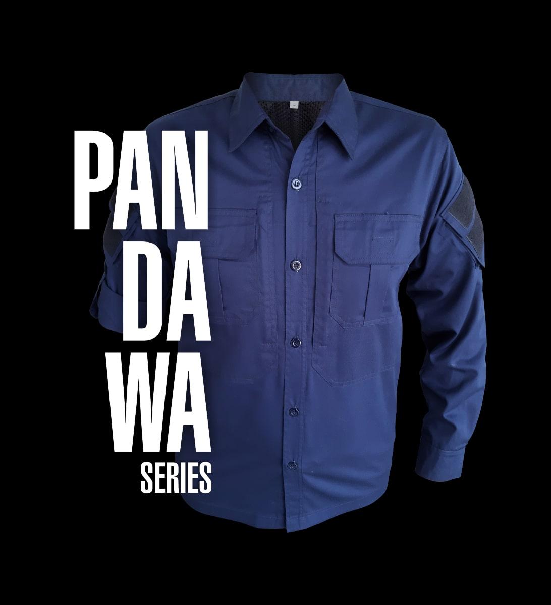 Baju Tactical Pandawa Series