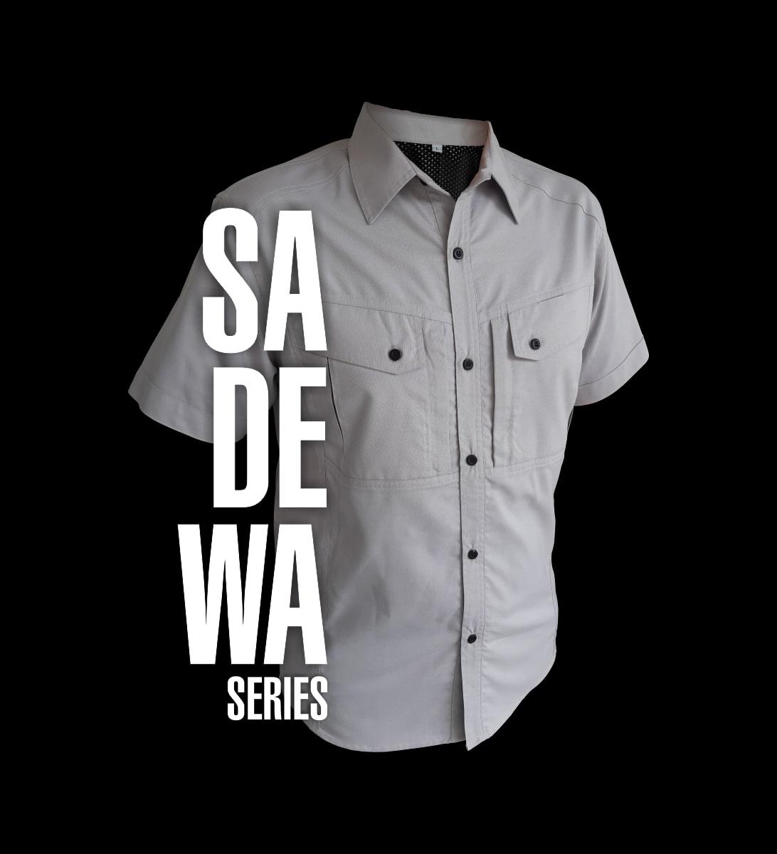 Baju Tactical Sadewa Series