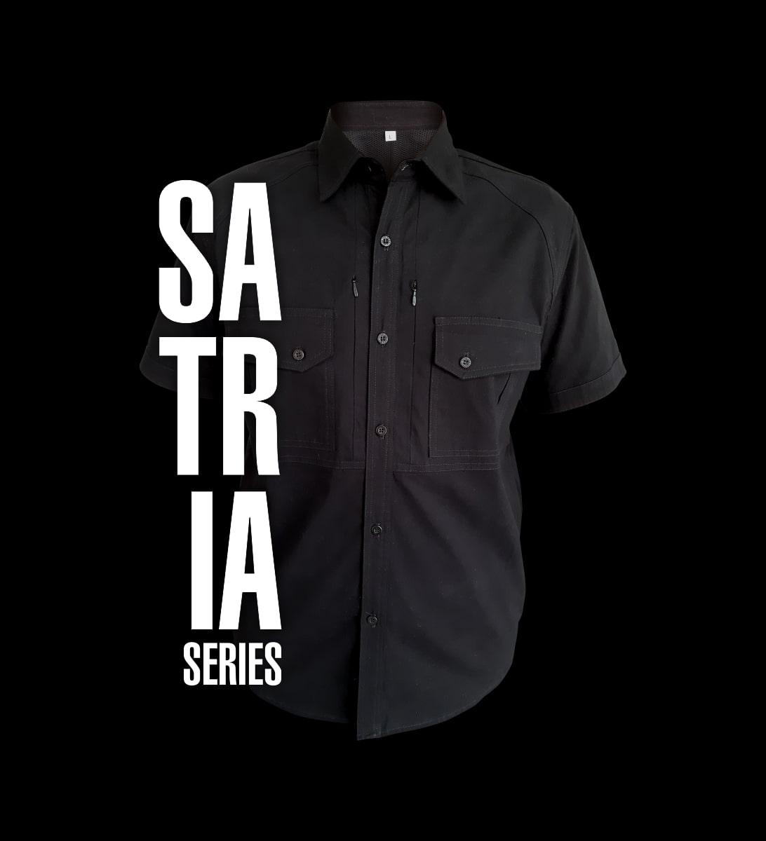 Baju Tactical Satria Series